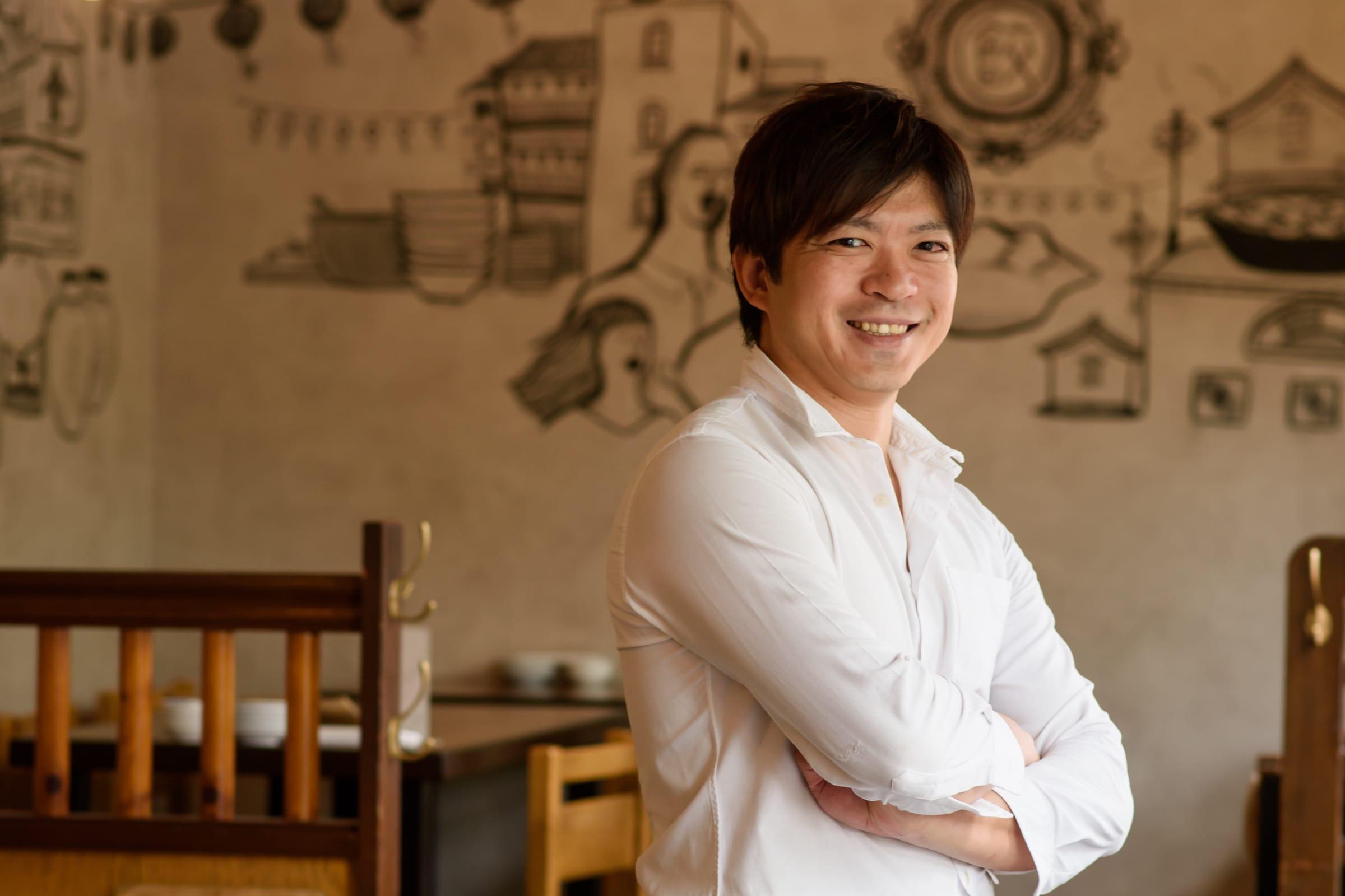 マニアプロデュース代表取締役 天野裕人